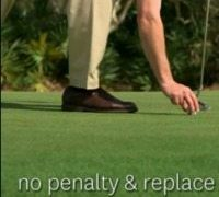 New Local Rule Eliminates Penalty for Accidental Movement of Ball on Putting Green