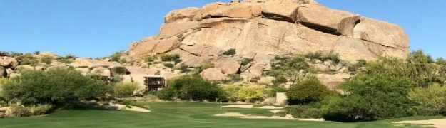 The Boulders Golf Club – South Course – Scottsdale: Spectacular Scenery