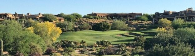 Troon North Golf Club – Monument Course – Scottsdale:  Uniquely Playable