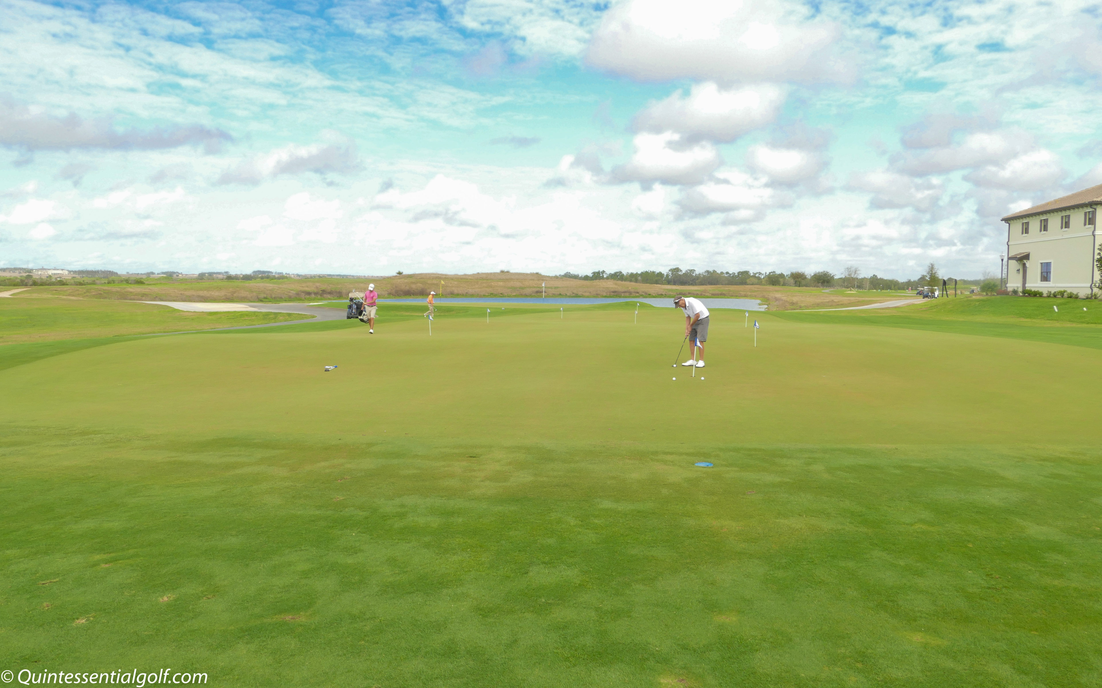 International Course At Champions Gate Quintessential Golf