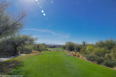 Canyon Par4 Hole #10