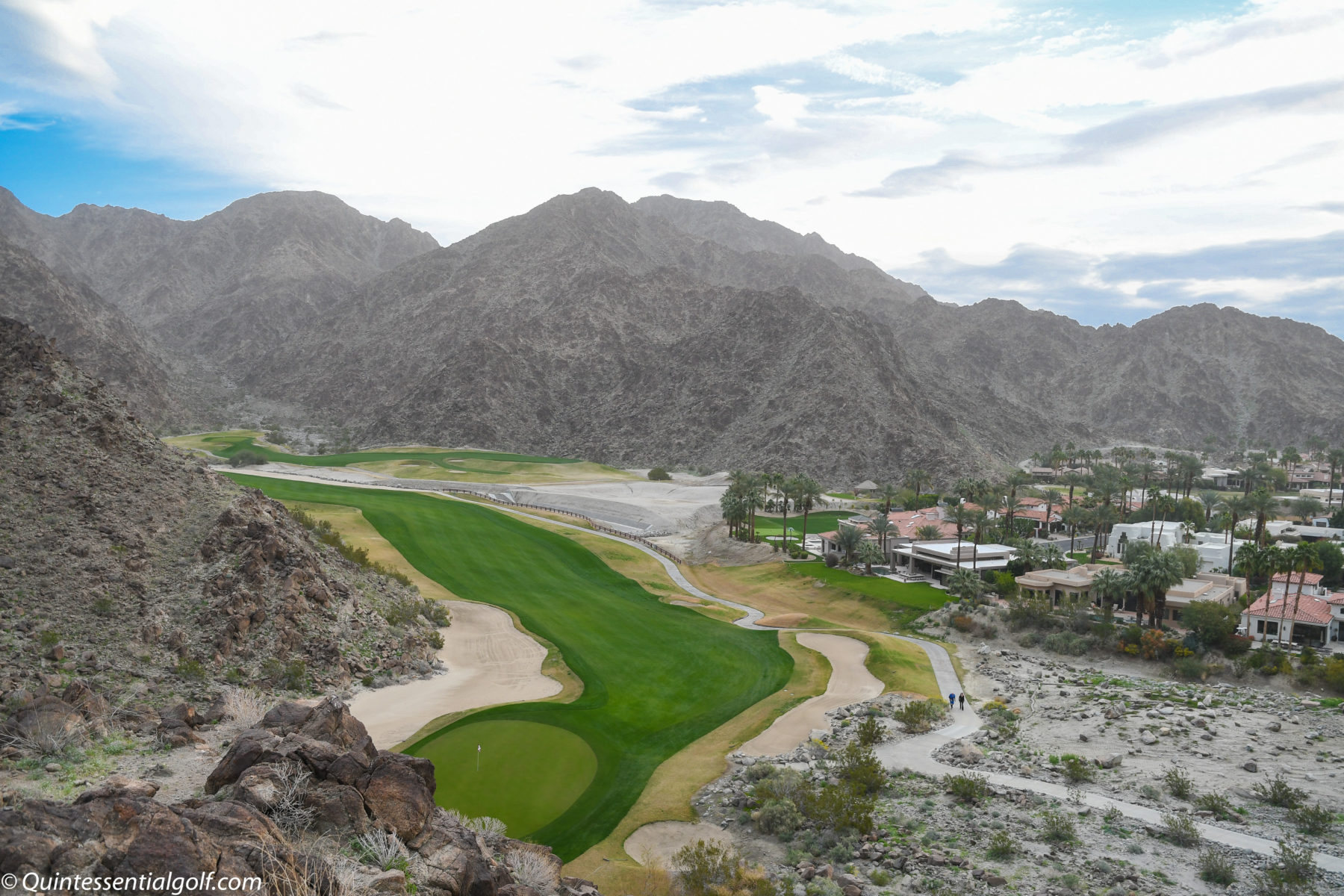 La Quinta Mountain Hole 15