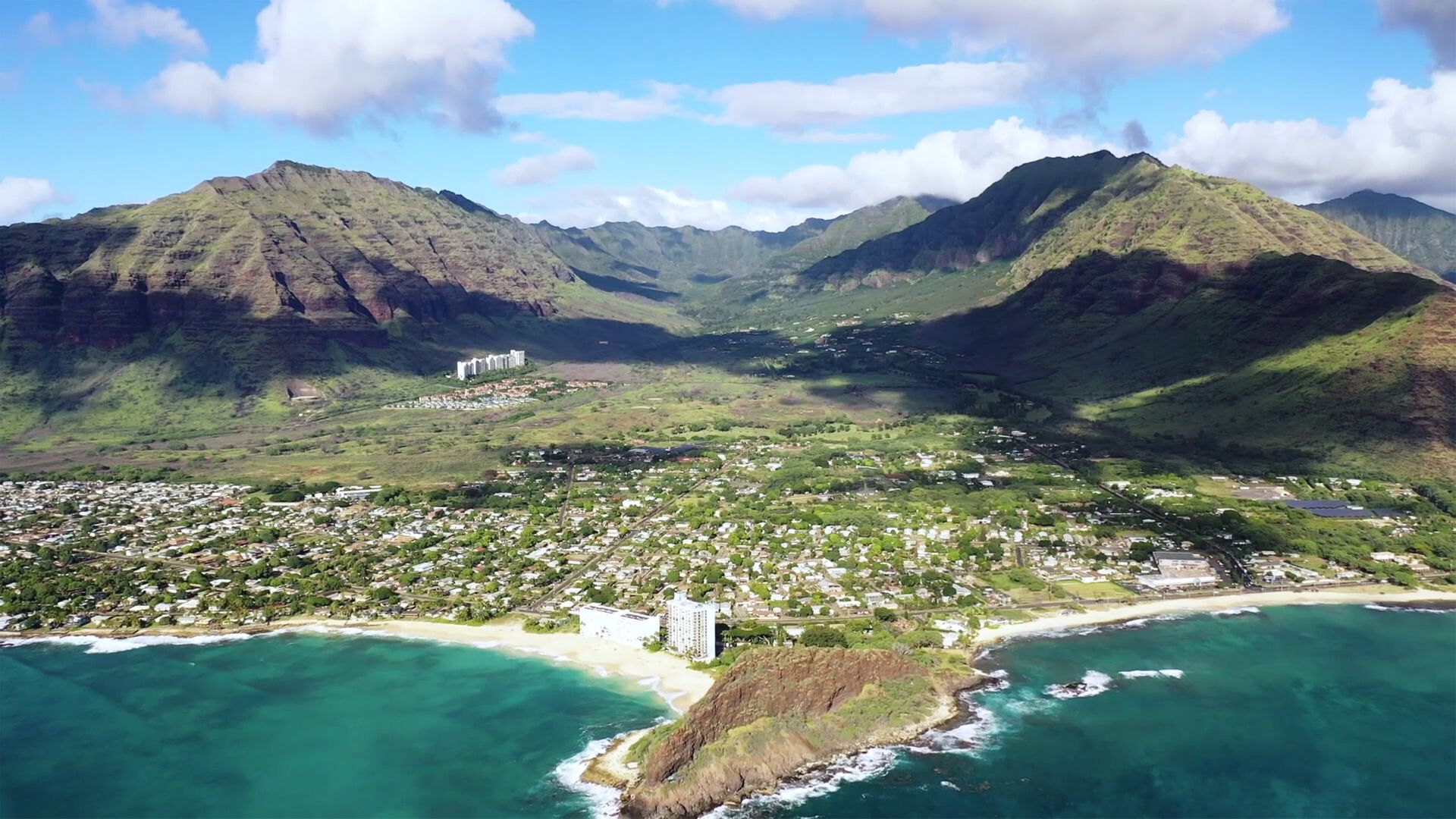 Leeward Coast Oahu