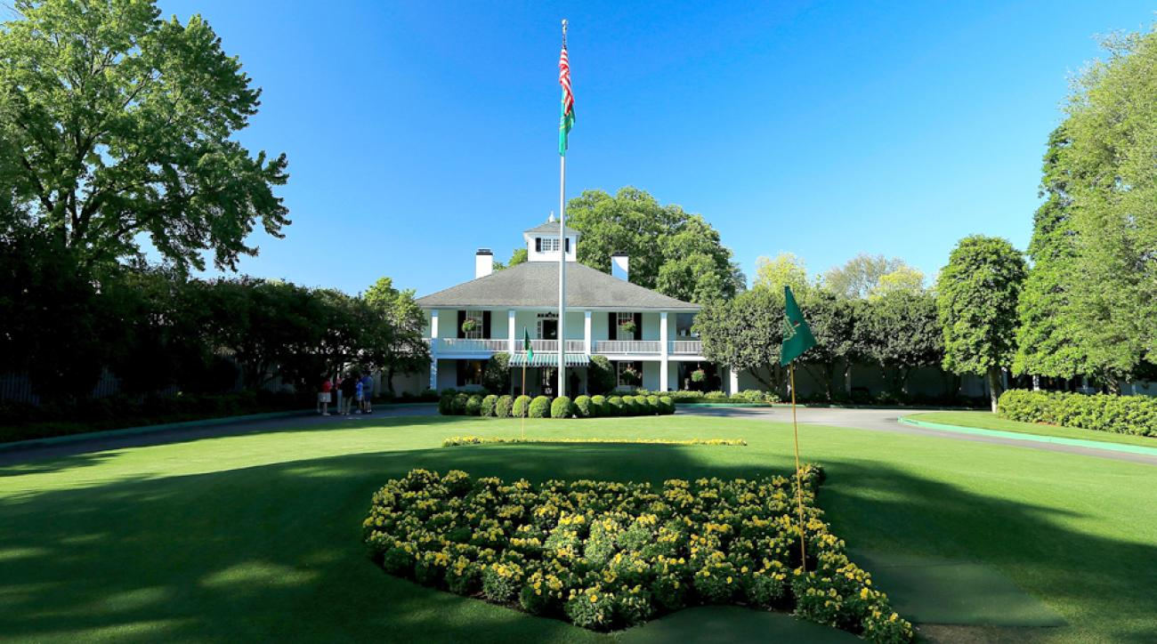 Augusta Clubhouse